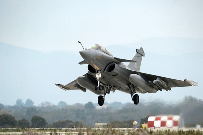 A twist in the Rafale story