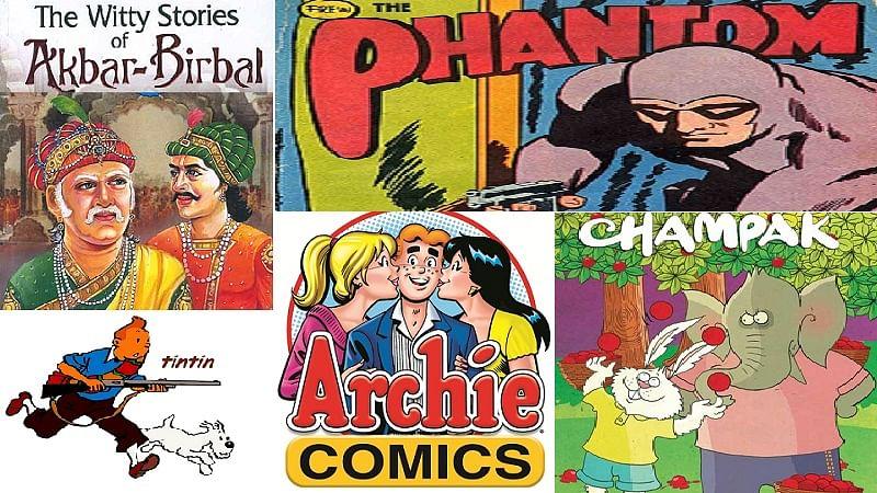 10 nostalgia comic list for every 90s kid!