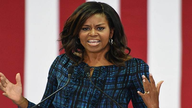 Michelle Obama opens up about seeking marriage counselling in the past