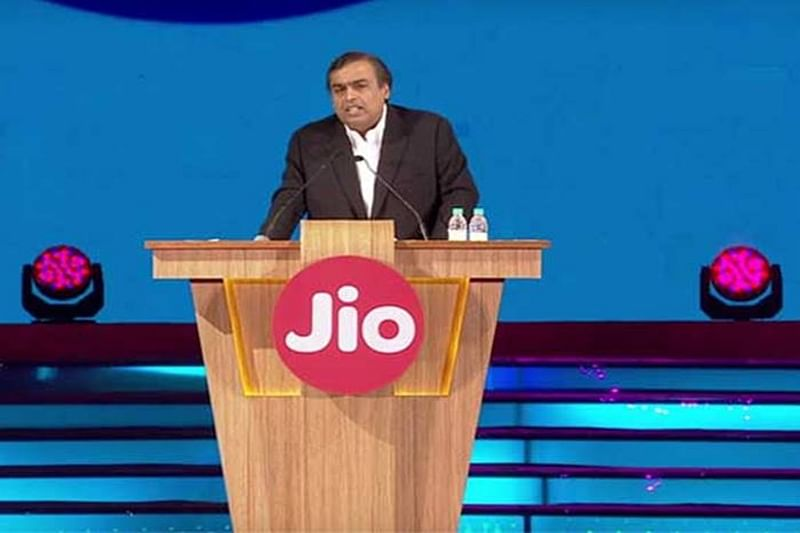 Jio subscriber base rises to 20.8 percent in August