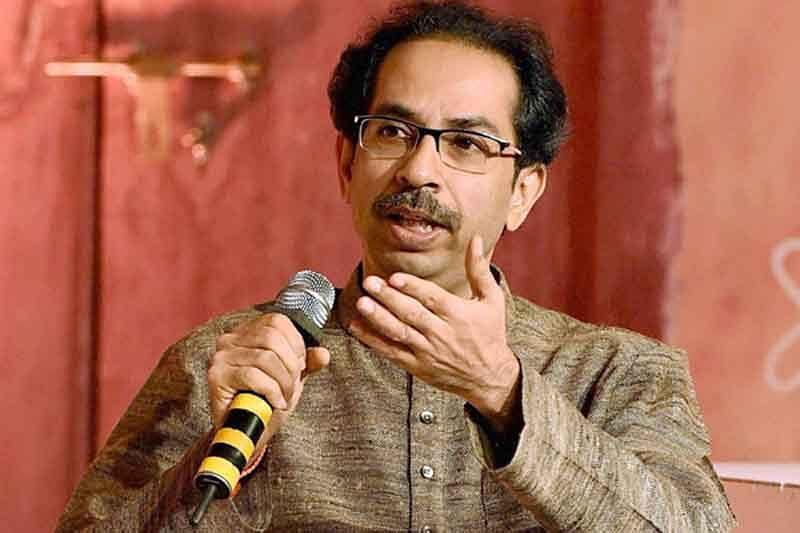 Now, Uddhav Thackeray mouths Rahul Gandhi's chowkidar jibe