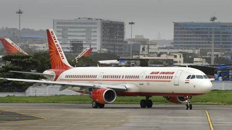 Pilot's error triggers hijack scare at Delhi airport