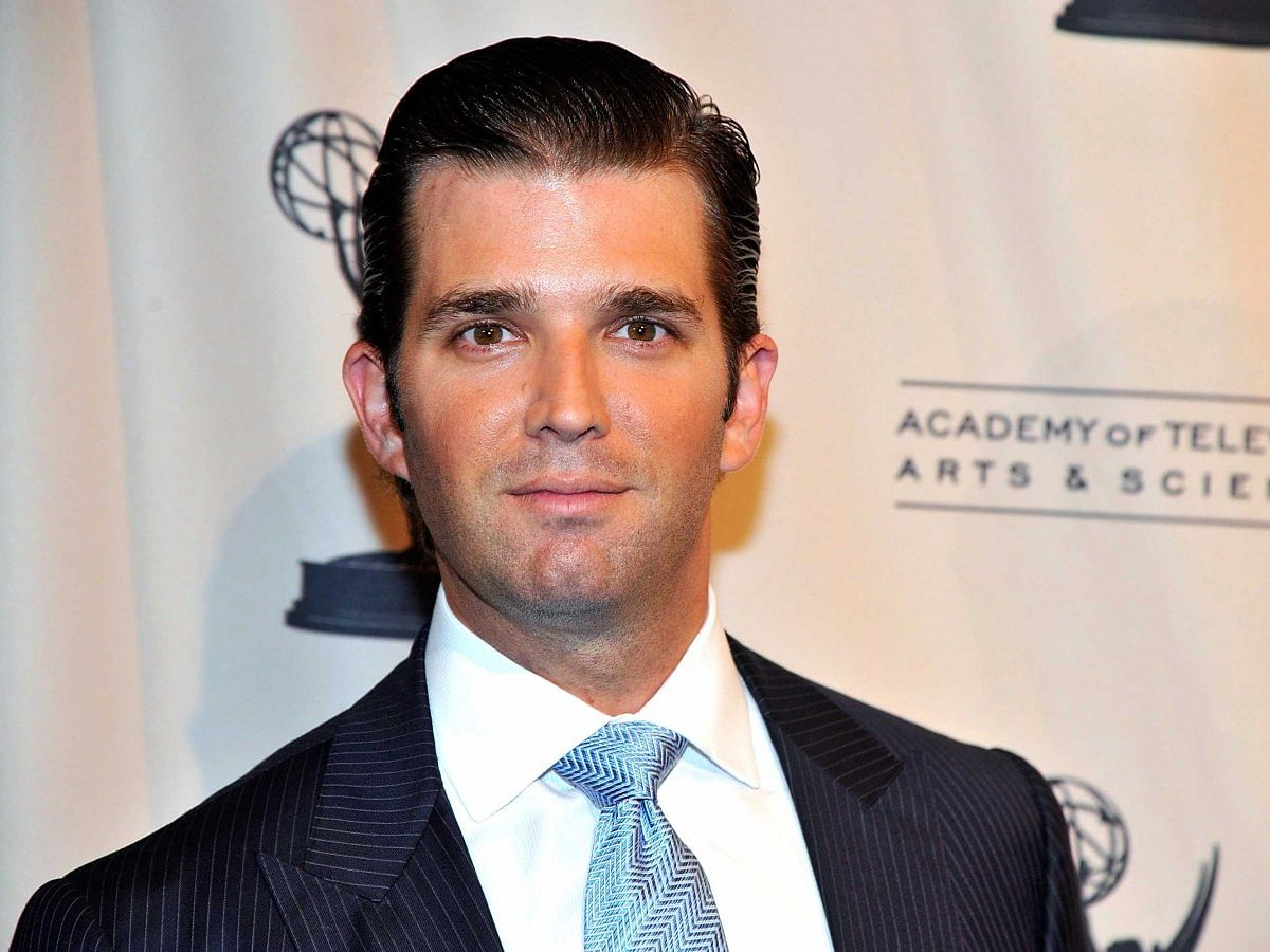 Triggered: Donald Trump Jr's book targets liberals and the Left