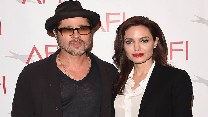 Jolie filed for divorce for health of family: Attorney