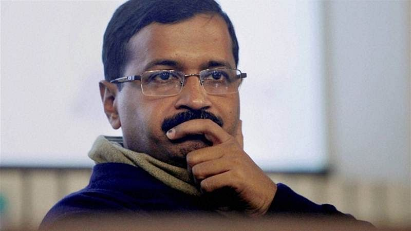 Allegations prove others are scared of AAP's anti-corruption campaign: Kejriwal