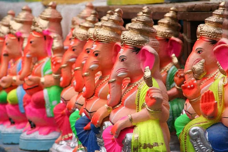 From this year, Mumbaikars will have to celebrate Ganesh festival without plastic