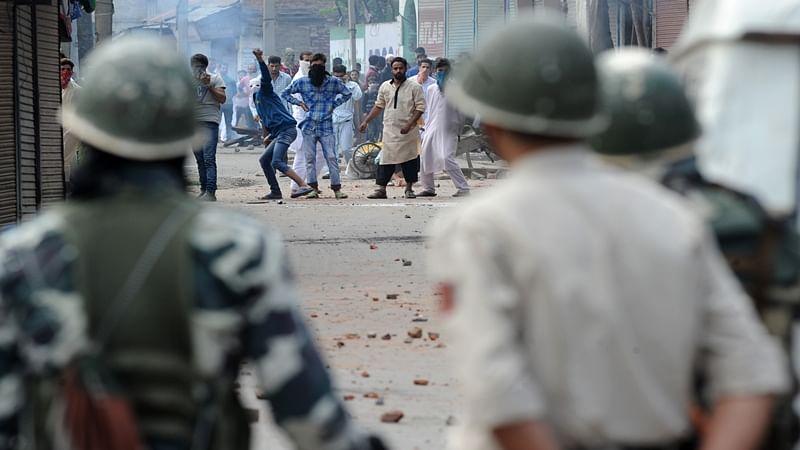 Massive search operation on in Jammu & Kashmir's Shopian