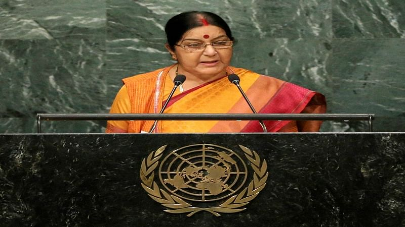Kulbhushan Jadhav meeting: Sushma Swaraj to address Parliament on tomorrow