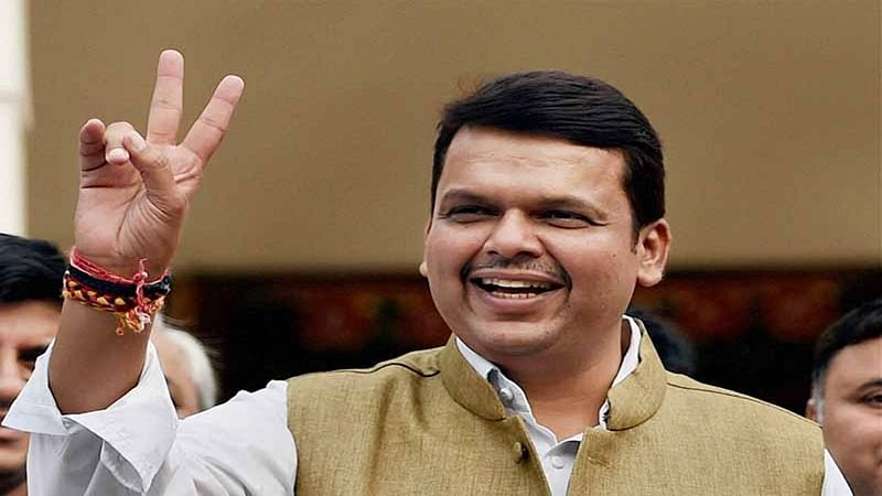 Maharashtra Chief Minister Devendra Fadnavis hits out at Congress over Pune Metro ceremony
