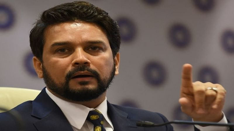 Anurag Thakur: Not asked ICC CEO to speak on govt interference