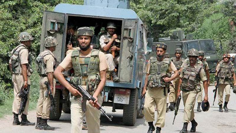 44 suspected terrorists arrested in J-K's Baramulla, incriminating materials seized