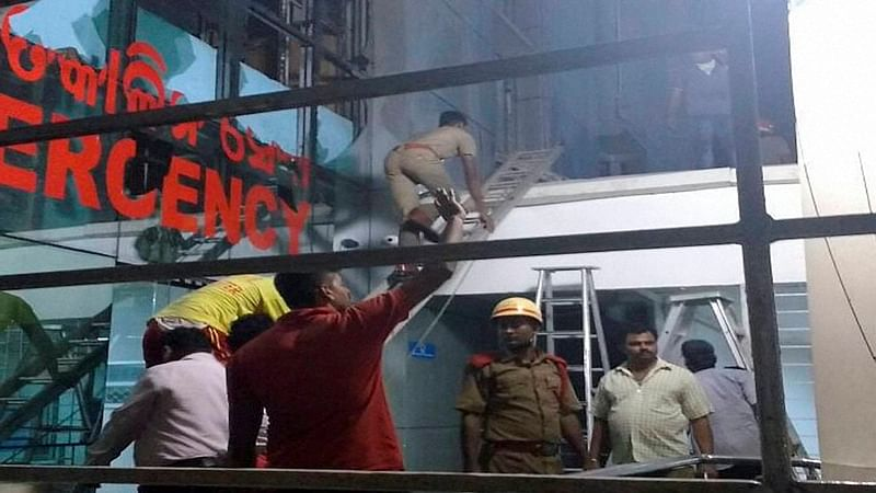 Odisha SUM hospital fire death toll rises to 26