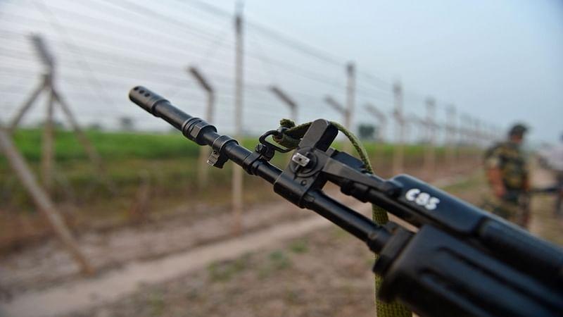 14-month child Pari battles for life after been injured in Pakistan firing