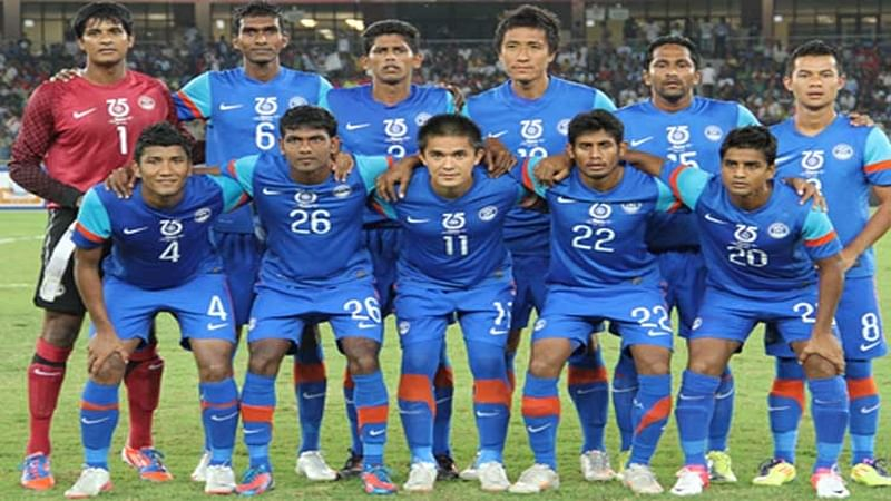 Amid FIFA fever, sad news for Indian football fans as India fail to qualify for Asian Games in Indonesia