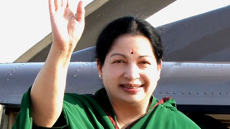 Have taken rebirth, Jaya exhorts her party workers from hospital