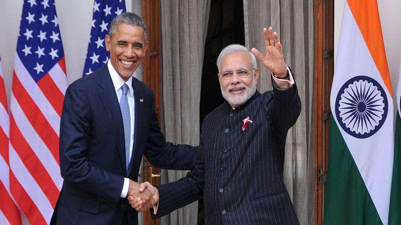 Obama makes final presidential call to PM Modi, thanks him for partnership