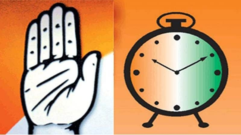 Civic pollls: NCP, Congress  routed in Maharashtra