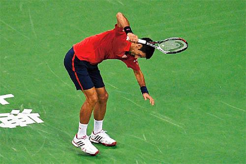 Ripping yarn tells tale of Novak Djokovic in crisis