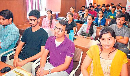 'Goal should be based on smart approach', says Rajendra Joshi