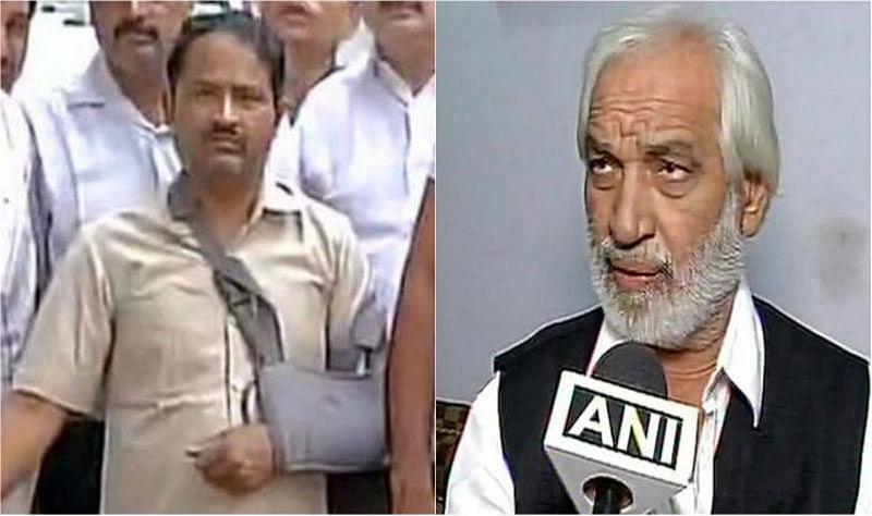 Fourth spy arrested, is aide to Rajya Sabha MP Munavvar Saleem