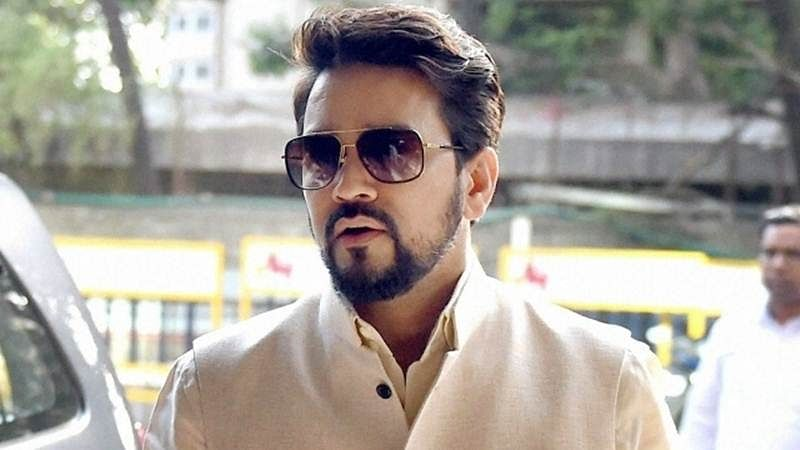 Can't comment without seeing order, Anurag Thakur on SC diktat