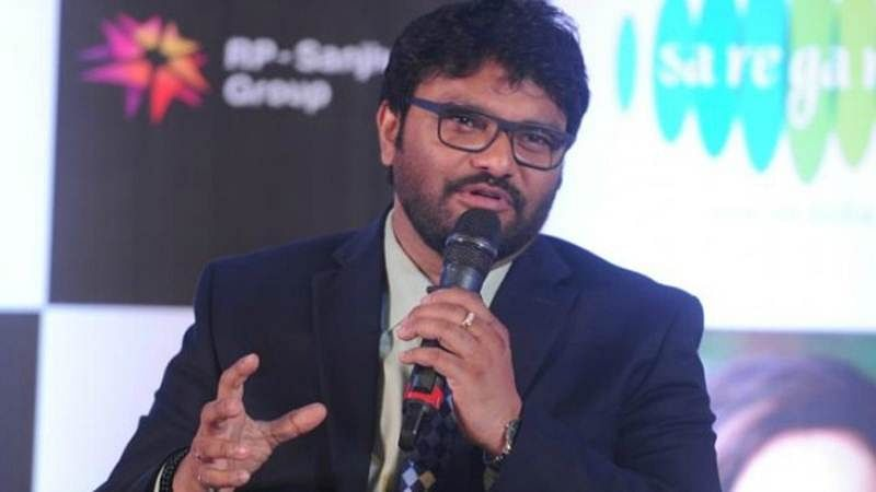 Babul Supriyo's BJP campaign song yet to get EC nod
