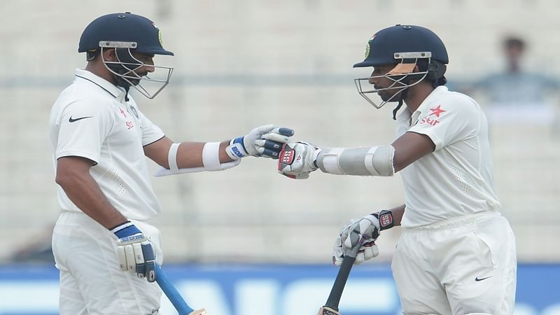 India set New Zealand 376-run target to win second Test