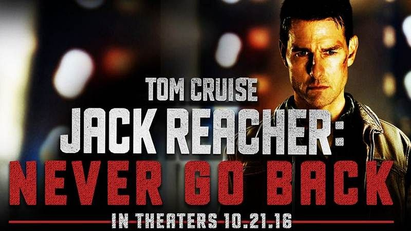 Jack Reacher: Never Go Back- Formulaic, but Tom thrills