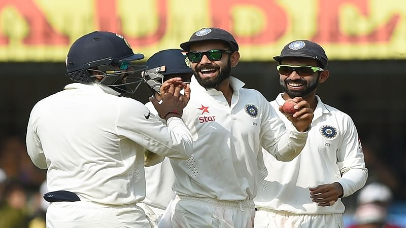 Rajkot to witness DRS system for first time in India-England series