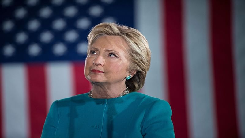Hillary Clinton meets Joe Biden over 2020 presidential election