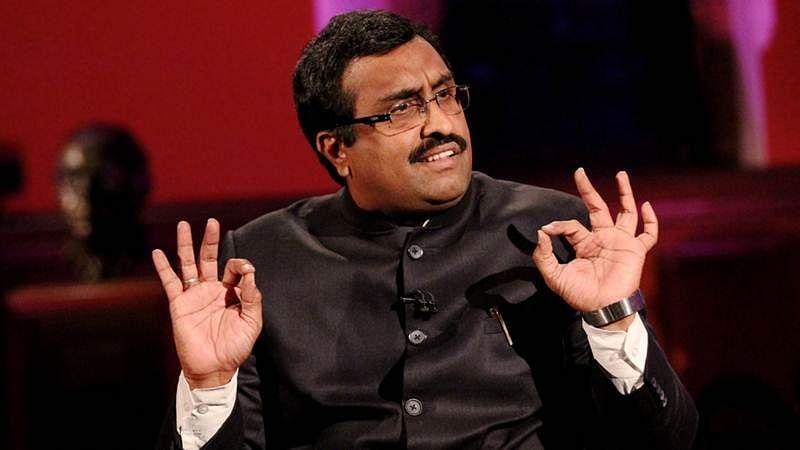 BJP did not return to power through polarisation: Ram Madhav