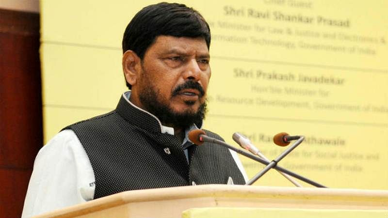 Wait for SC verdict before deciding on Ram temple in Ayodhya: Union minister Ramdas Athawale