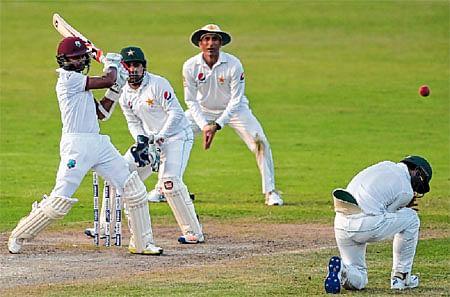 West Indieson brink of victory