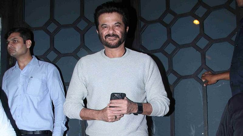 Anil Kapoor goes digital…