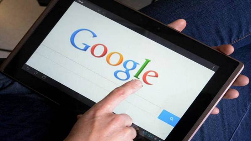 Beware! Google is reading your personal messages; type 'the1975..com' in the Google app
