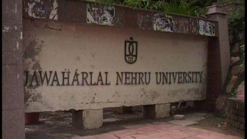 Abandoned bag with pistol, ammunition found on JNU campus