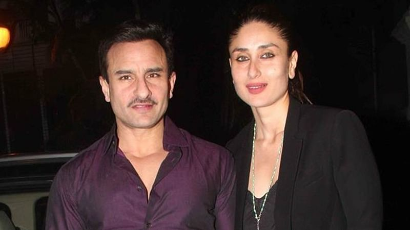 Saif Ali Khan denies going for sex determination of his, Kareena's baby