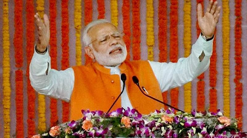NaMo, BJP's star campaigner, to address 9 rallies