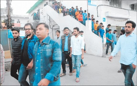 Indore: CAT, Change in scoring pattern creates confusion