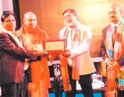 Indore: NTPC short film bags PRSI national award