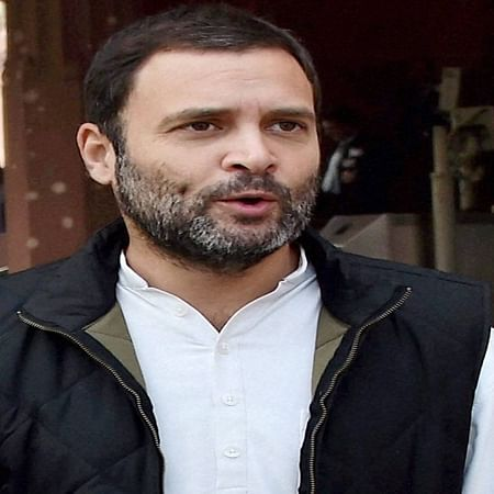 BSNL-MTNL merger a ploy to sell it cheap: Rahul Gandhi