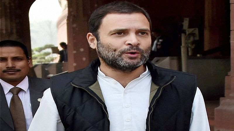 Rahul Gandhi accuses PM Narendra Modi of graft charges