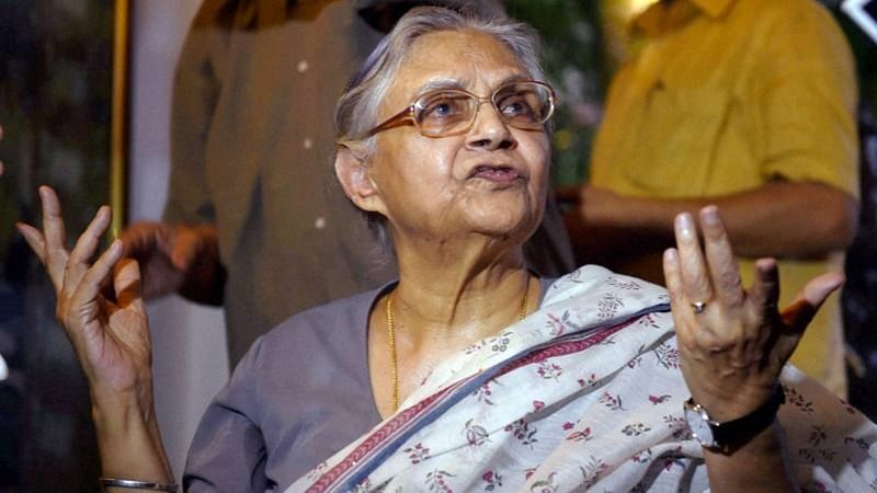 Sheila Dikshit knew about bank scam: AAP