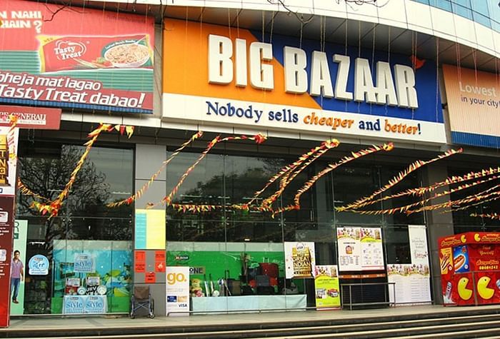 Big Bazaar err's in billing, shoppers better be safe and check your bills