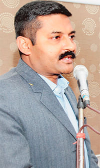 Indore: DIG cautions industrialists against cyber criminals