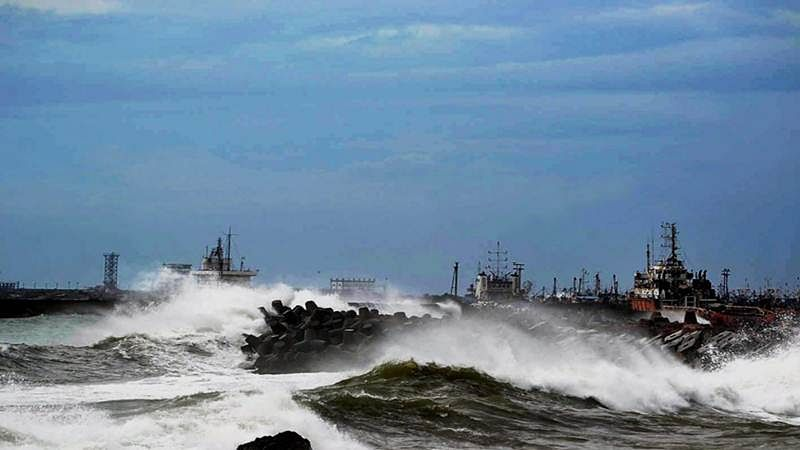 India Meteorology Department advisory for fishermen in north  Maharashtra