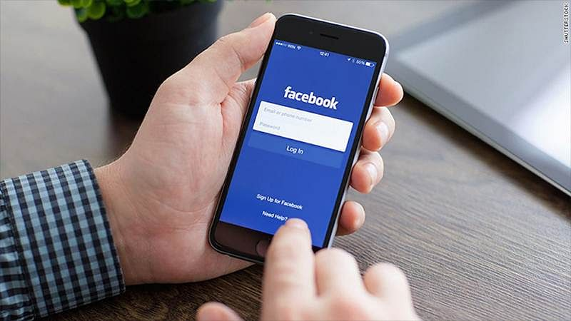 Facebook locked users account due to technical fault