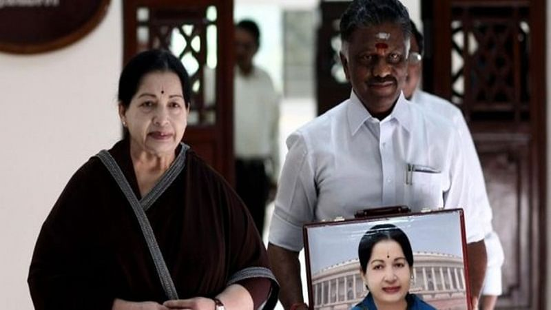 O Panneerselvam sworn in as the new Chief Minister of Tamil Nadu