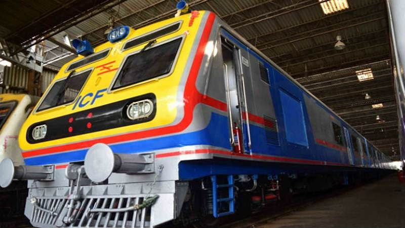 Mumbai: Second AC local train to have solar panels for lights and fans