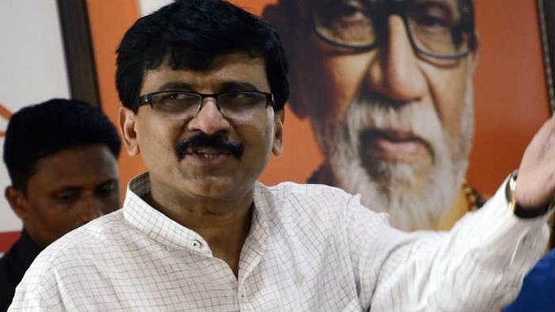 Government, not courts, should decide on liquor sale: Sanjay Raut
